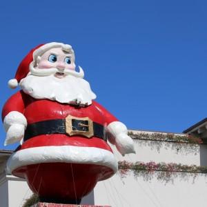 <span>Dayz with 3 KEIKI</span> 浮き輪のリースも!? ハワイアン・クリスマスの楽しみ方