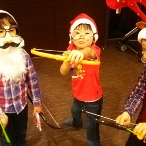 <span>育て! クリエイティビティ!</span> 子どもの頭・心・体を育てるクリスマスパーティのアイディア