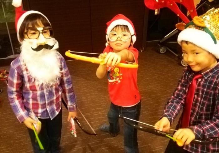 子どもの頭・心・体を育てるクリスマスパーティのアイディア