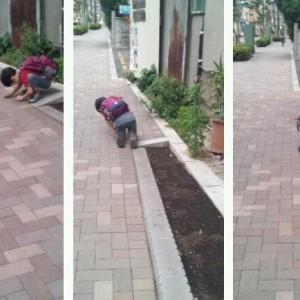 <span>育て! クリエイティビティ!</span> 寄り道大好きな子どもがまっすぐ帰る、ママに嬉しい「ある遊び」
