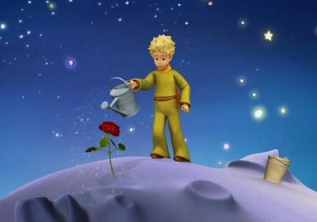 プラネタリムで鑑賞する、星の王子さま