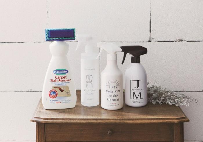 手作り派から進化系まで。こだわりの洗剤15アイテム