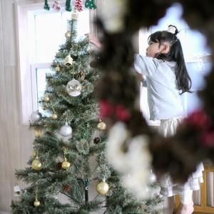 <span>ママだから撮れる、子ども写真</span> クリスマスのおうち写真、いつ撮るのが正解?