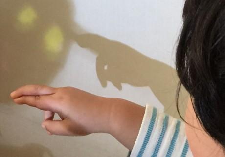 すぐにマスターできる! 親子で作る「どびんと湯のみ」の手影絵