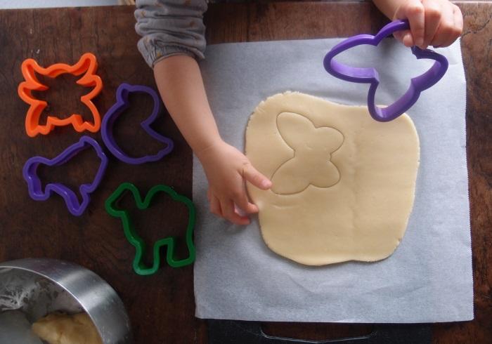 50種類の型から選べる。子どもも大興奮のクッキーカッター
