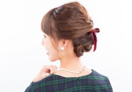 簡単にできる! 編み込み風おでかけヘア