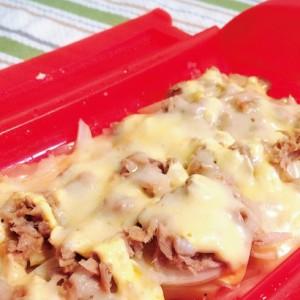 <span>時短ラボ</span> ツナマヨチーズ味は子ども受けもばっちり! 忙しいママの時短レシピ