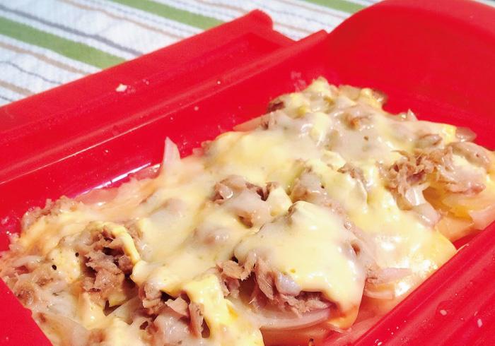 ツナマヨチーズ味は子ども受けもばっちり! 忙しいママの時短レシピ