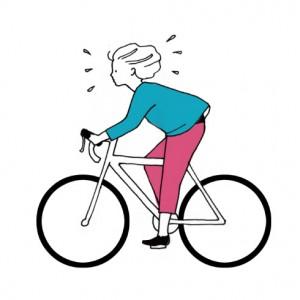 <span>マネー特集 その3</span> 収入と支出が同額で、自転車操業。お金を貯めるには?