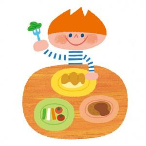 <span>3・4・5 歳向け</span> 栄養パワーがアップする、食材の簡単な組み合わせ方