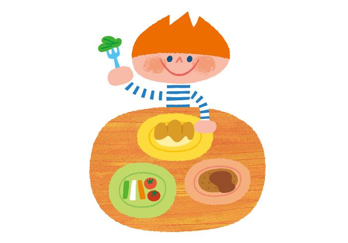 栄養パワーがアップする、食材の簡単な組み合わせ方