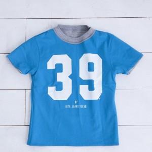 リバーシブルTシャツ(110〜130cm)9612円/RITA JEANS TOKYO.