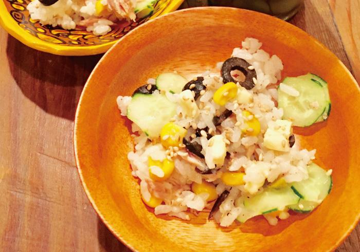 温かくても冷めてもおいしい。斬新な洋風お寿司
