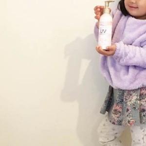 <span>「ママ アクア シャボン」のUVケアを試してみました!</span> 動きまわる2歳男子にもささっと塗れる、優秀UVケア!