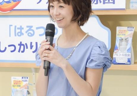 読者ママ&福田萌さんが、はるつゆの除菌について学んだこととは!?