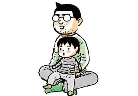 あのパパは何を読み聞かせている?【漫画家・吉田戦車さんの場合】