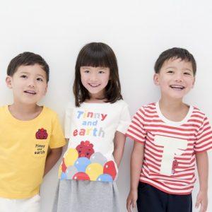 <span>kid's FASHION</span> 今年もかわいい! ふうせんいぬティニーの夏の服