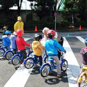 <span>育て! クリエイティビティ!</span> 2時間で乗れるように!? 忙しいママにオススメの自転車教室