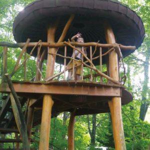 <span>キャンプ特集7</span> ツリーハウスにカヌー体験も! ファミリーに優しいキャンプ場【群馬・山梨編】