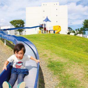 <span>公園特集3</span> もういっかい!がとまらない。長い長~いすべり台のある公園6つ