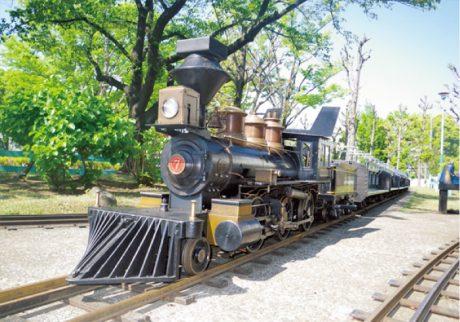 乗り物好きな子集まれ! 機関車に乗れる公園3つ