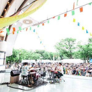 <span>おでかけニュース【東京】</span> マーケットやフード、ワークショップがずらり。週末は代々木公園へ!