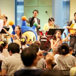 <span>おでかけニュース【神奈川】</span> ドレスコードはブライダル! 非日常の感覚が楽しい、親子コンサート