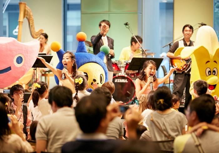 ドレスコードはブライダル! 非日常の感覚が楽しい、親子コンサート