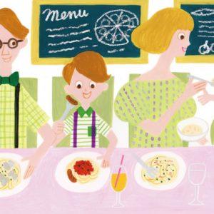 <span>時短ラボ</span> どこまでOK?どこからNG? 子連れ歓迎レストランがこっそり教える外食のマナー