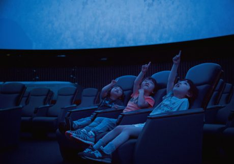 子どもが飽きずに楽しめる。ベビー&キッズ向け上映があるプラネタリウム
