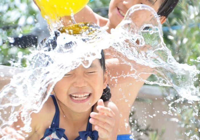 こんな写真、撮ってみたい! 水遊びの一瞬を残すコツ