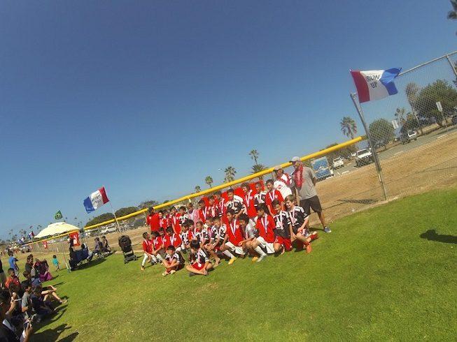 【番外編】 ハワイのサッカーチーム 、メインランド遠征へ!