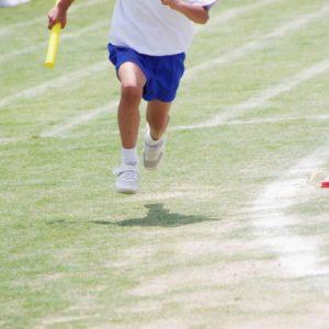 <span>3・4・5 歳向け</span> 運動会までに練習したい。かけっこで速く走れる方法