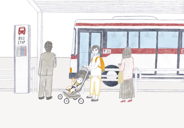 知ってた? ベビーカーでバス移動するときの基本ルール