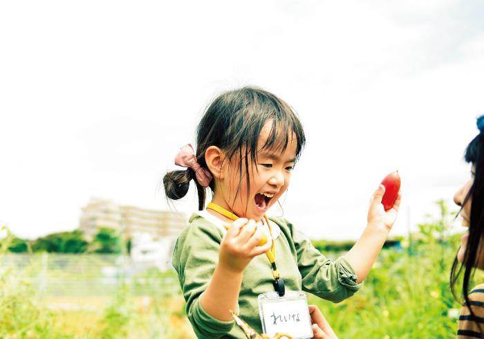 東京で生のイチジクピザ! 子連れ遠足のすすめ