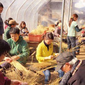 <span>秋の遠足特集・3</span> 納豆作りや味噌つくりも。農家暮らしを体験できる場所