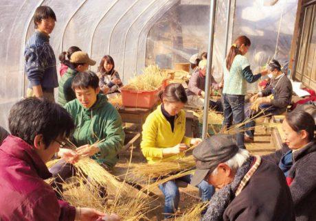 納豆作りや味噌つくりも。農家暮らしを体験できる場所