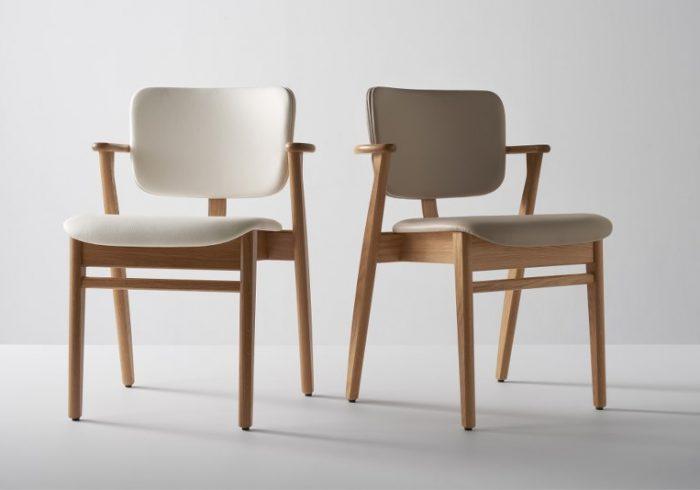 フィンランドの名作椅子、ドムスチェアの展覧会