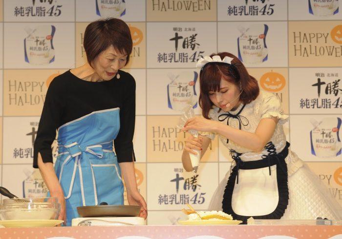 益若つばささんもオススメ! ケーキ作りにぴったりなホイップクリーム見つけた