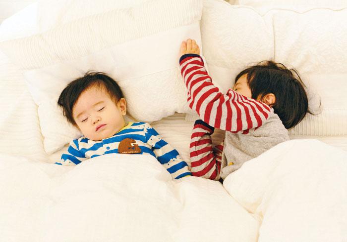 熱が上がったり下がったり。かぜを長引かせないための2つの基本【子どものかぜの基礎知識】