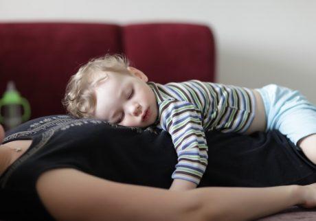 育児・家事・仕事に追われ、疲れが全然とれません!!