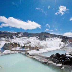 <span>冬温泉&スキー特集・9</span> 星に近い温泉。スキーデビューにおすすめのゲレンデ&ホテル・3