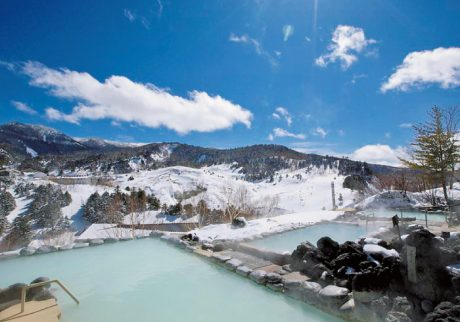 星に近い温泉。スキーデビューにおすすめのゲレンデ&ホテル・3