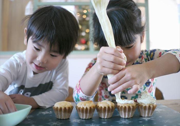 子どもたちの手作りケーキ。写真に残すポイントは?