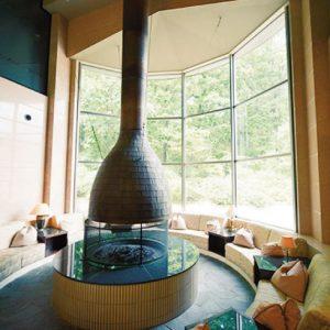 <span>冬温泉&スキー特集・6</span> キッズルームも充実。牧場のなかに立つホテル