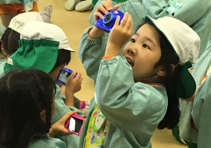 子どもにカメラを渡してみて、わかったこと