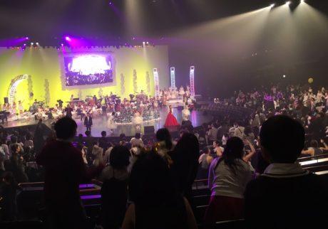 出演者と一緒に親子でステージに! プレミアムコンサート