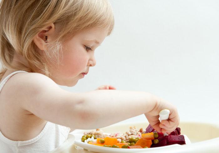 子どものころの食事が、好き嫌いを決めてしまう!?