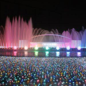 <span>おでかけニュース【スペシャル】</span> 宝石のような輝き。7種類25色のジュエルミネーション