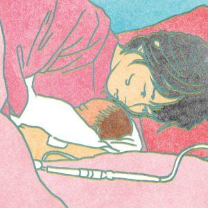<span>藤田あみいの「懺悔日記」・1</span> 私は生命を生み出してしまったのだと。ことの重大さに気づいた【新連載・懺悔日記】